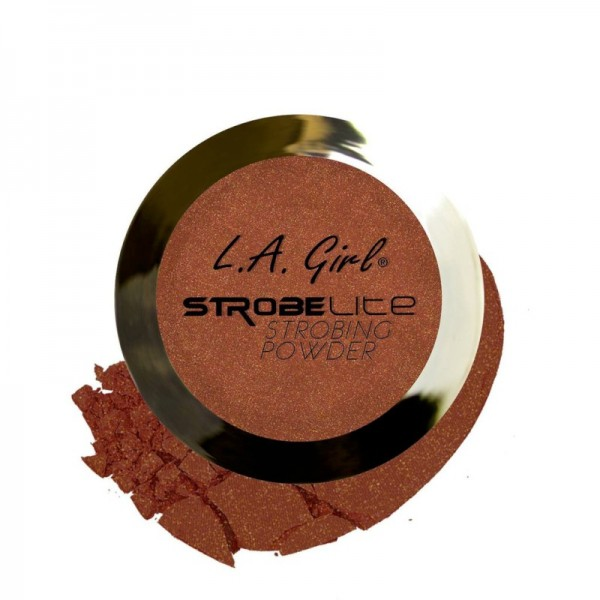 L.A. Girl - Highlighter - Strobelite - Strobing Powder - 10