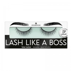 essence - ciglia finte - LASH LIKE A BOSS false lashes 04 - Stunning