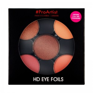 Freedom Makeup - Lidschattenpalette - ProArtist Eyeshadow Packs - HD Burnt