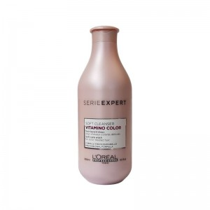 Loreal Professionnel - Haarshampoo - Serie Expert Vitamino Color Soft Cleanser - 300ml