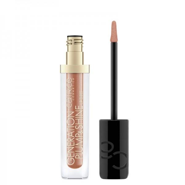 Catrice - Lipgloss - Generation Plump & Shine Lip Gloss 100 - Glowing Tourmaline