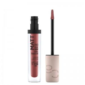 Catrice - Flüssiger Lippenstift - Matt Pro Ink Non-Transfer Liquid Lipstick - 030 This Is Attitude