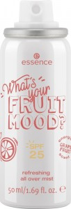 essence - Körperspray - what's your FRUIT MOOD? refreshing all over mist 01 - Fruit Up Your Energy!
