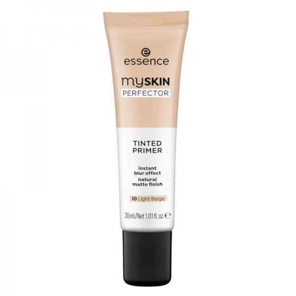 essence - my skin perfector tinted primer 10 - Light Beige