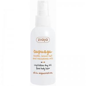 Ziaja - Hautpflegeöl - Cupuacu Crystalline Dry Oil Face/Body/Hair