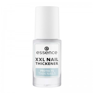 essence - Nagelhärter - xxl nail thickener protects thin nails