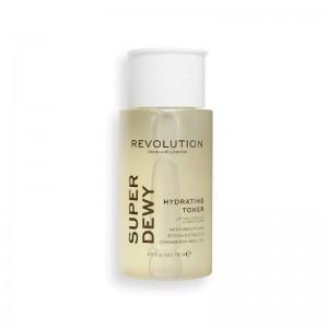Revolution - Tonico per il viso - Skincare Super Dewy Hydrating Toner