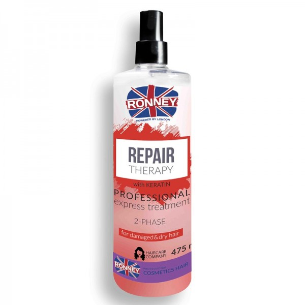 Ronney Professional - Haarpflegespray - Repair Therapy Express Treatment 2-Phase Conditioner