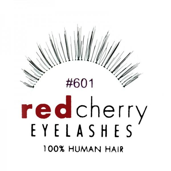Red Cherry - Falsche Wimpern Nr. 601 Dolce - Echthaar