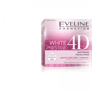 Eveline Cosmetics - White Prestige 4D Whitening Facial Mask