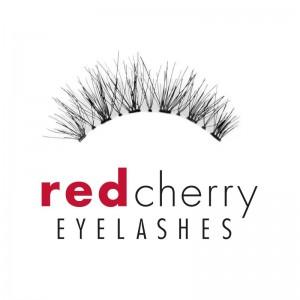 Red Cherry - False Eyelashes - Little Flirt - Nola - Human Hair