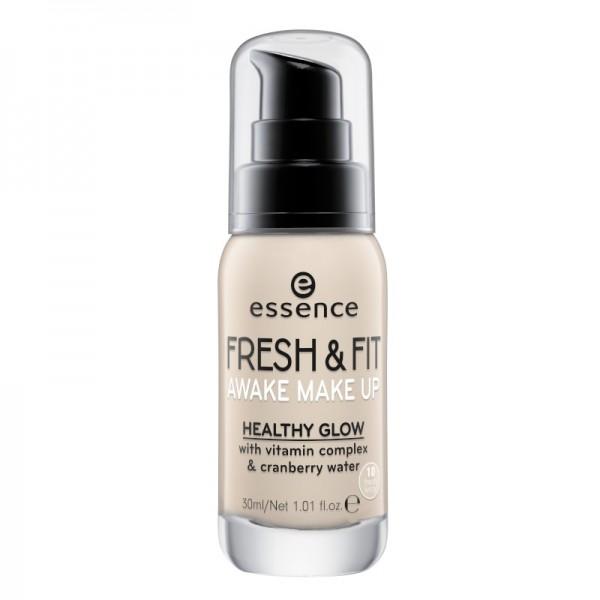 essence - fresh & fit awake make up - fresh ivory