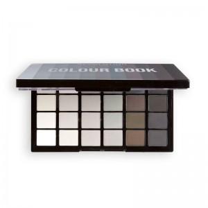Revolution - Eyeshadow Palette - Colour Book Shadow Palette - CB01
