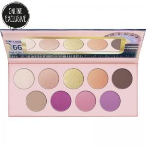 essence - Lidschattenpalette - online exclusives - eyeshadow palette - Hey L.A.