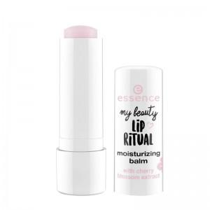 essence - my beauty lip ritual moisturizing balm - 03 moisturizing