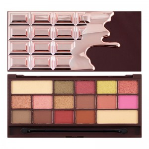 I Heart makeup - Lidschattenpalette - I Heart Chocolate - Rose Gold V4