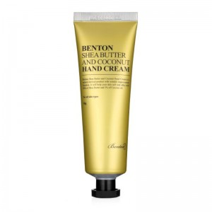 BENTON - Handcreme - Shea Butter And Coconut Hand Cream