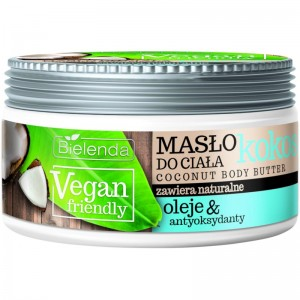 Bielenda - Bodybutter - Vegan Friendly Coconut Body Butter