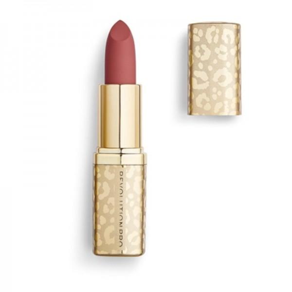 Revolution Pro - Lippenstift - New Neutral Satin Matte Lipstick - Velvet