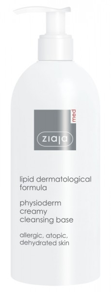 Ziaja Med - Pulizia della pelle - Med Lipid Physioderm Cleansing Base