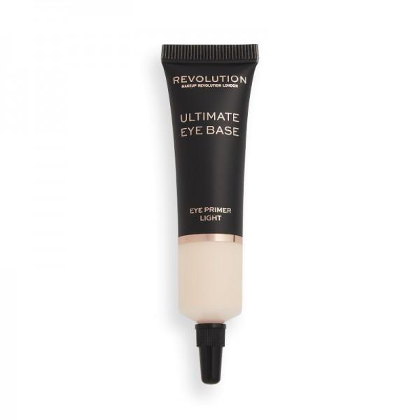Makeup Revolution - Lidschattenprimer - Revolution Ultimate Eye Base - Light