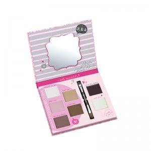 essence - Eyeshadow & Eyeliner Palette - bloggers' beauty secrets vintage rose eye palette - 02 vintage rose
