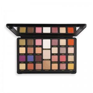 Makeup Revolution - Lidschattenpalette - Revolution X Friends  Flawless Limitless