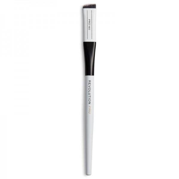 Revolution Pro - Kosmetikpinsel - 160 Angled Flat Brush