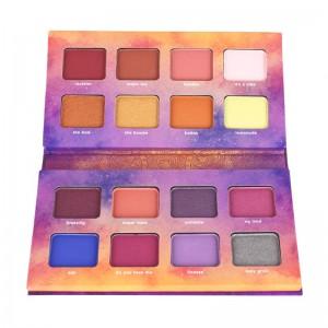 essence - Lidschattenpalette - online exclusives - SPIRITUAL GANGSTER eyeshadow palette