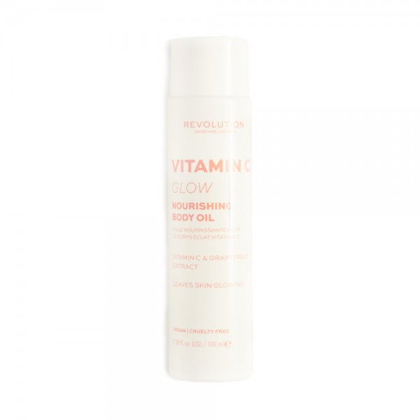 Revolution - Körperöl - Body Skincare Vitamin C Glow Nourishing Body Oil