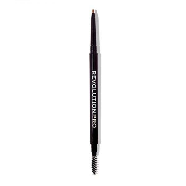 Revolution Pro - Microblading Precision Eyebrow Pencil - Taupe