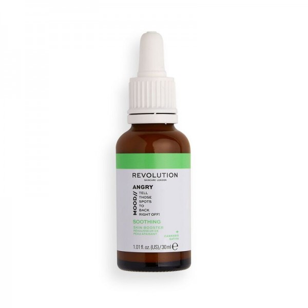 Revolution - Gesichtspflege - Skincare Angry Mood Soothing Skin Booster