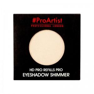 Freedom Makeup - Mono Lidschatten - Pro Artist HD Pro Refills Pro Eyeshadow Shimmer 01