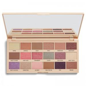 I Heart Revolution - Eyeshadow Palette - Cotton Candy Chocolate Palette