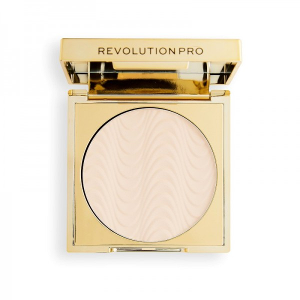 Revolution Pro - Puder - CC Perfecting Pressed Powder - Ivory