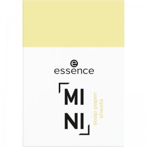 essence - Feste Seife - MINI soap paper sheets - 01 Mini But Powerful