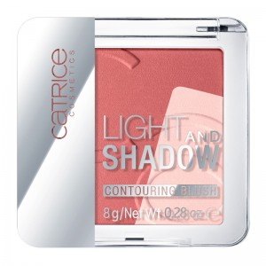 Catrice - Rouge - Light And Shadow Contouring Blush 030 - Rose Propose