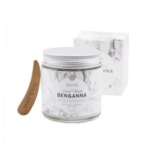 Ben & Anna - Zahnpasta - Natural Toothpaste White