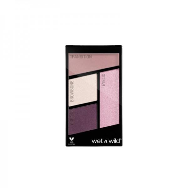 wet n wild - Color Icon Eyeshadow Quad - Petalette