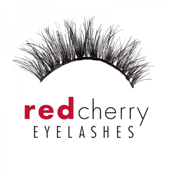 Red Cherry - 3D Wimpern - Valley Of The Dolls - Molly - Echthaar