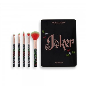 Revolution - Pinselset - x Joker Put on a Happy Face brush set