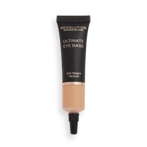 Makeup Revolution - Lidschattenprimer - Revolution Ultimate Eye Base - Medium