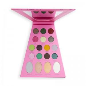 Revolution - Eyeshadow Palette - Revolution x Bratz Doll Palette - Jade