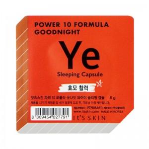 Its Skin - Power 10 Formula Goodnight Sleeping Capsule YE