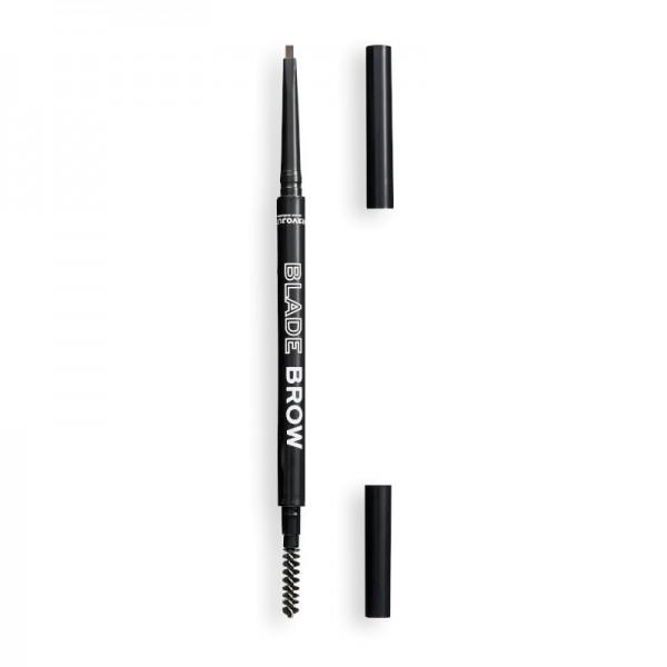 Revolution Relove - Augenbrauenstift - Blade Brow Pencil - Dark Brown