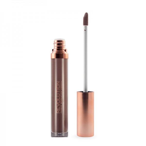 Makeup Revolution - Flüssiger Lippenstift - Retro Luxe Kits Matte - Treason