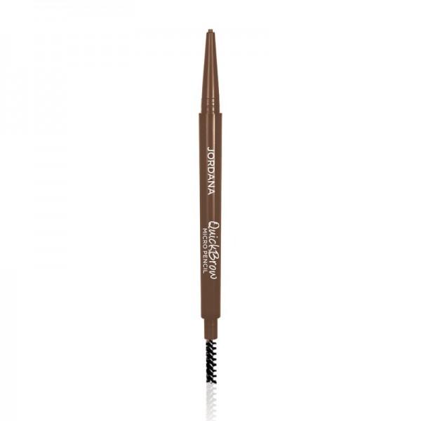 Jordana - Augenbrauenstift - Quickbrow Micro Brow Pencil - Light Brown