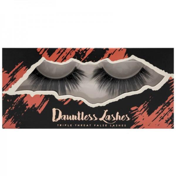 LASplash Cosmetics - Falsche Wimpern - Dauntless Synthetic Mink Lashes - 15832 Savage