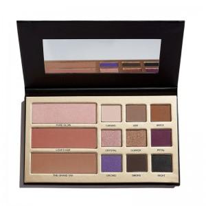 Makeup Revolution - Lidschattenpalette - Beauty Legacy by Maxineczka Palette