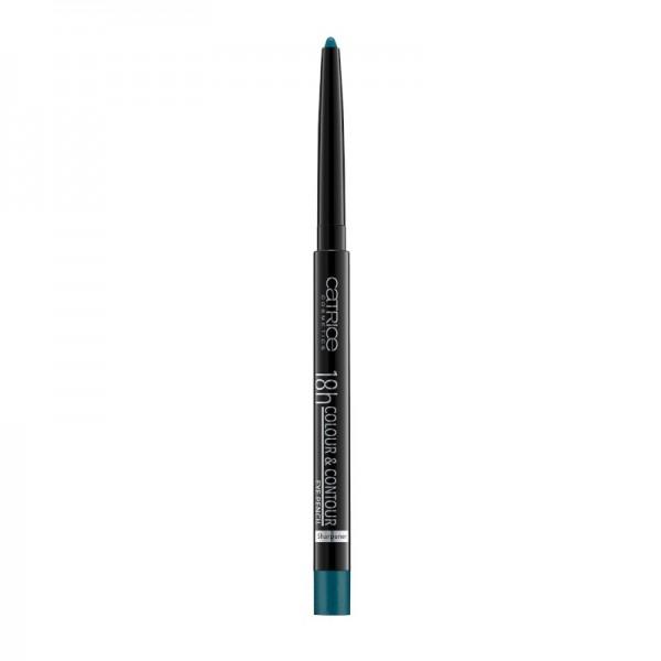 Catrice - Eyeliner - 18h Colour & Contour Eye Pencil 070 - Green Smothie